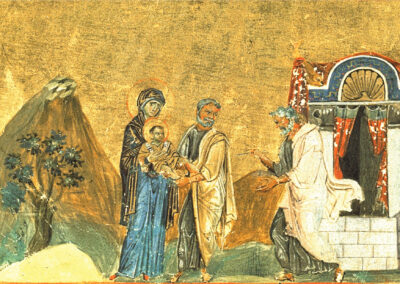 The Feast of Circumcision & Experiencing the Heavenly Life