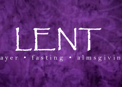 The Sunday Gospels of Lent and the Church's Understanding of Fasting